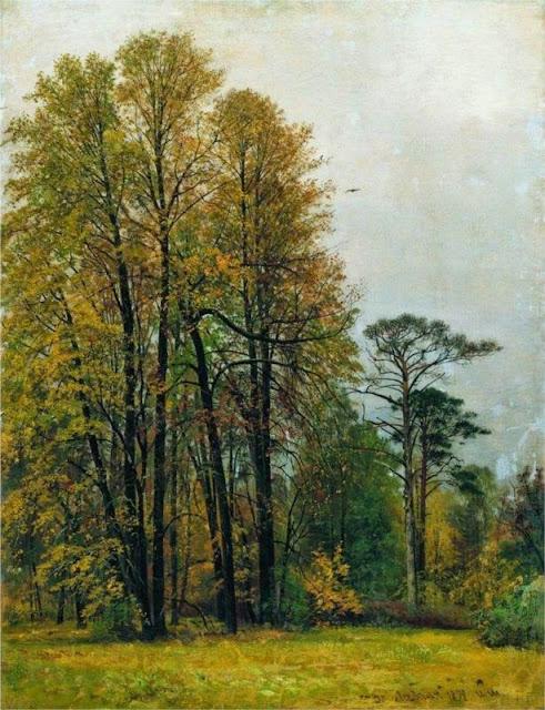 Ivan Shishkin - Autumn