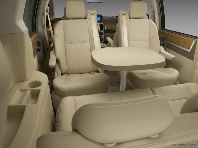 2008 Dodge Grand Caravan 00009 Jpg