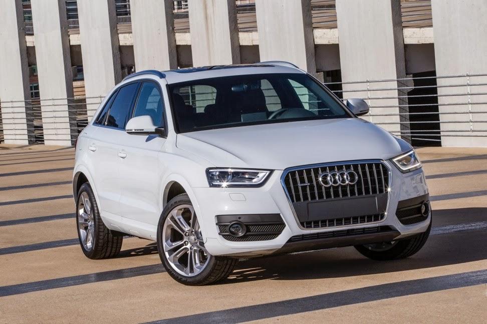 2015 Audi Q3 8