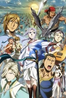 Arslan Senki: Fuujin Ranbu (Ss2) - The Heroic Legend of Arslan Season 2   Chiến ký Arslan Phần 2