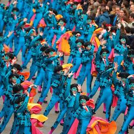 Carnaval de Puebla de la Calzada
