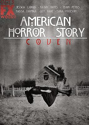 Serie Poster American Horror Story: Coven S03E03 HDTV XviD & RMVB Legendado