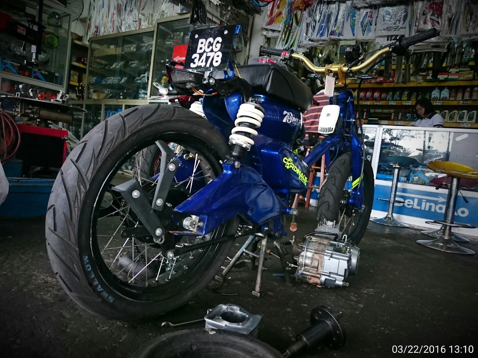 Motor Honda C70 Racing Alchemywellnessspacom