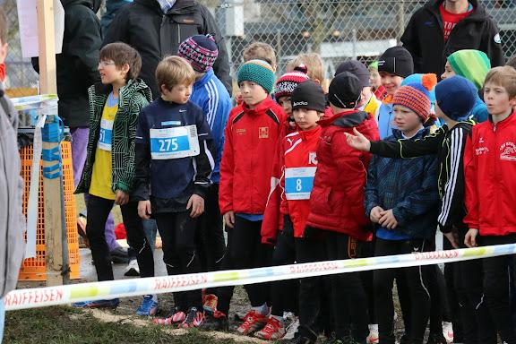 2. Jugend-Cross-Cup in Benken