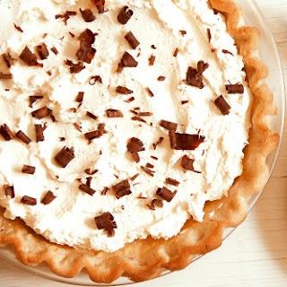 Caramel Cream Dulce de Leche Pie