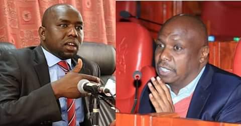Gideon Moi KANU joins Jubilee