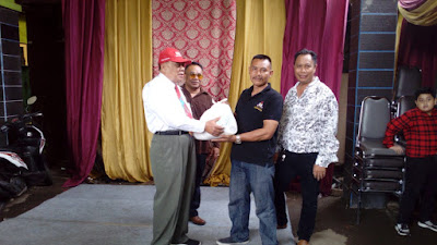 GEREJA BETHEL INDONESIA, Batu penjuru Mengadakan kegiatan Sembako murah