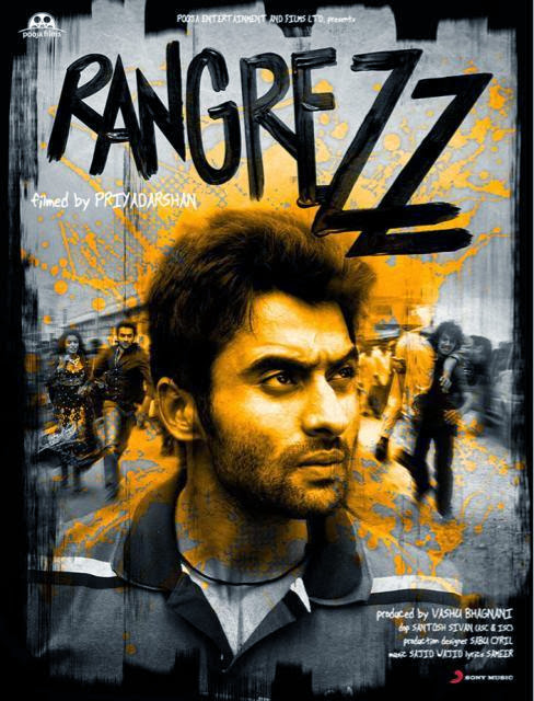 Cover of Rangrezz (2013) Hindi Movie Mp3 Songs Free Download Listen Online at Alldownloads4u.Com