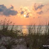 Солнце в дюнах