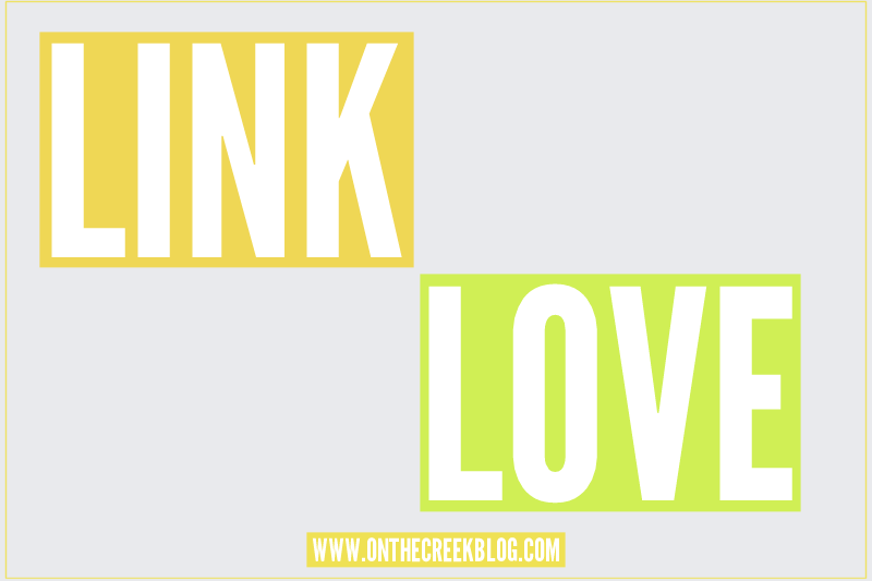 Link Love | Links & blogs I'm loving