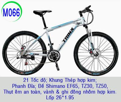 xe dap the thao trinx m066 xe dap dia hinh xe đạp thể thao