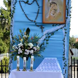 Odpust ku czci Matki Bożej Różancowej - 02.10.2016