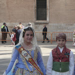 Procesión de la Virgen 2012
