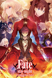 Fate stay night: Unlimited Blade Works 2