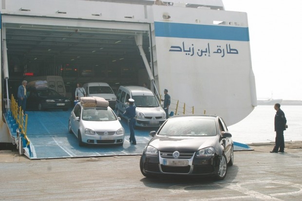 Argelia permitirá importar vehículos desde el extranjero