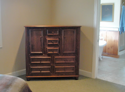 Washington Custom Dresser