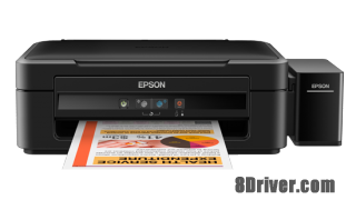 download Epson L220 printer's driver