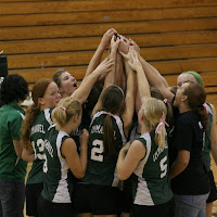2011 JV Volleyball