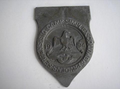 Naam: Kerkzegel Plaats: KampenJaartal: 1994Vindplaats: Grote kerk Kampen