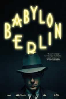Baixar Série Babylon Berlin 2ª Temporada Torrent Dublado Grátis
