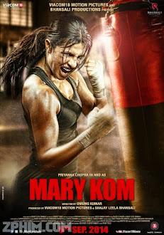 Nữ Võ Sĩ - Mary Kom (2014) Poster