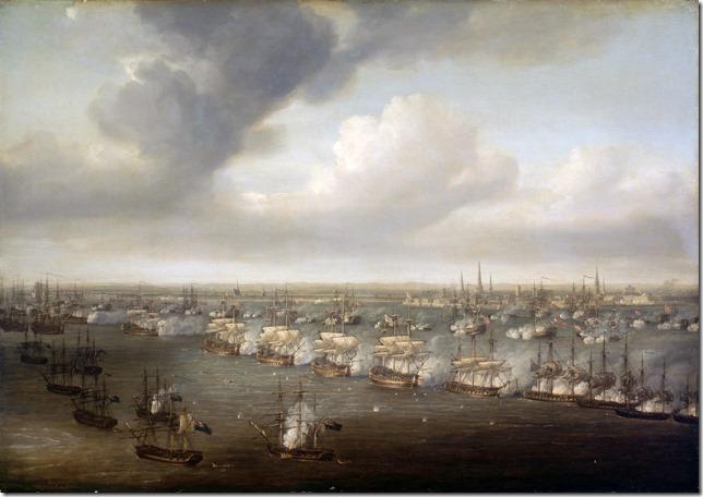 Nicholas_Pocock_-_The_Battle_of_Copenhagen,_2_April_1801
