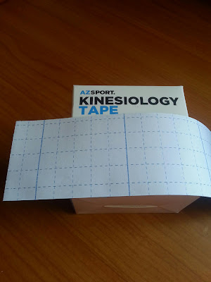 Professional, durable and easy-to-use #AZSPORT Kinesiology Tape
