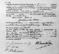 Groeneweg, Jacob Geboorteakte 09-11-1865 Kralingen.jpg