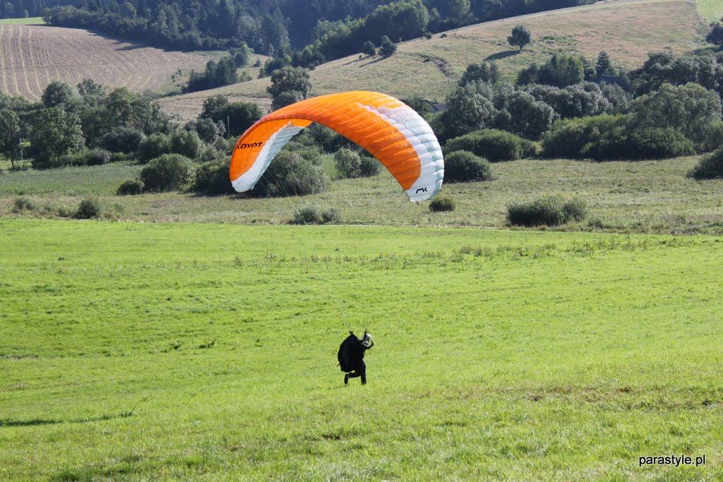 Szkolenia paralotniowe Sierpień 2011 - IMG_7876.JPG