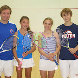 2012 State Siblings Doubles: Finalists - Morgan Poor & Maddie Chai; Champions - Caroline & Carson Spahr