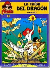 Franka  - La Caida del Dragon #2 - página 1