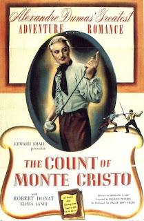O Conde de Monte Cristo 1934