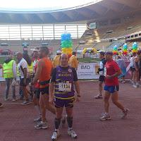 Maratón de Sevilla 2012