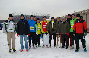 8 Półmaraton Warszawski, 24.03.2013