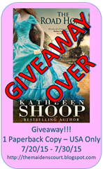 SHOOP GIVEAWAY OVER
