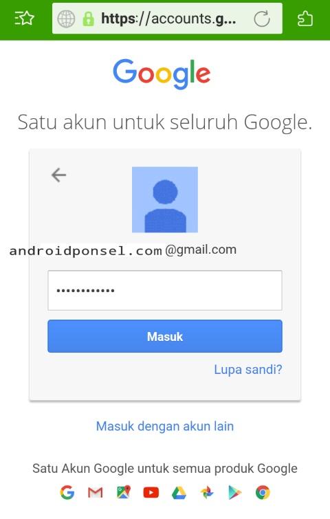 22+ Cara Masuk Di Akun Google paling mudah