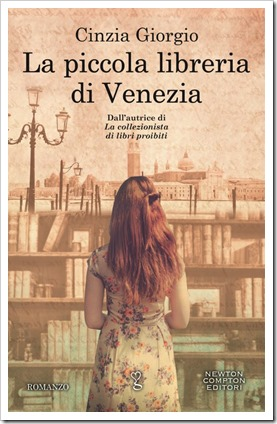 La piccola libreria di Venezia cover