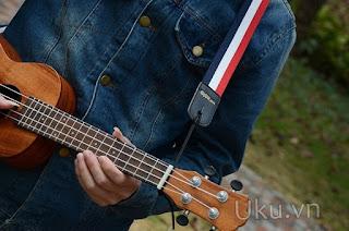 dây đeo đàn ukulele đẹp