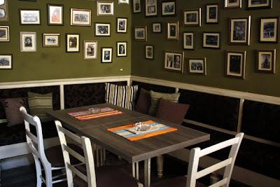 Familija Restaurant in Belgrade Serbia