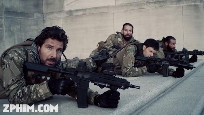 Ảnh trong phim Cuộc Chiến Không Cân Sức - Navy SEALs vs. Zombies 1