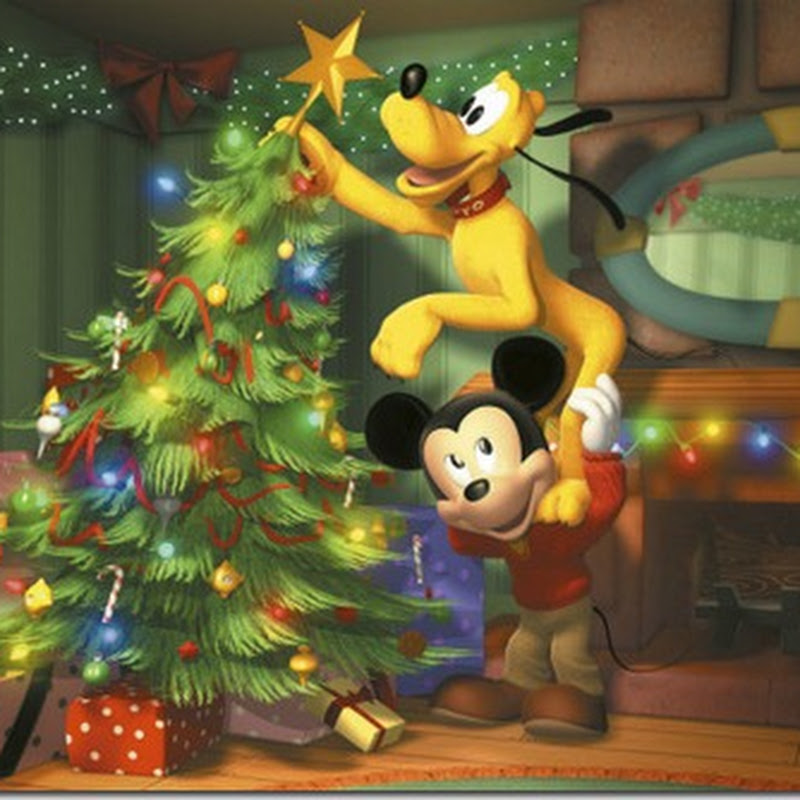 Disney Junior Holiday Lineup December 2012 #disneyjunior | Callista's Ramblings