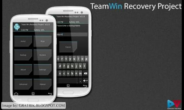 twrp team win recovery project image android