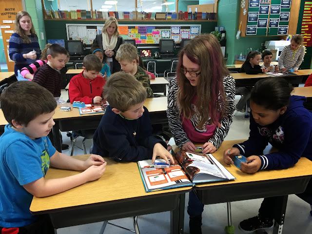 Decker S 5th Grade Language Arts Amp Social Studies Science