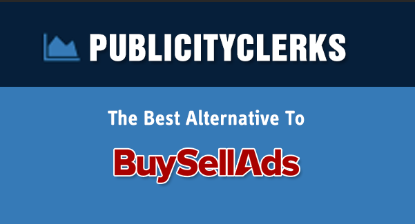 PublicityClerks - BuySellAds alternative