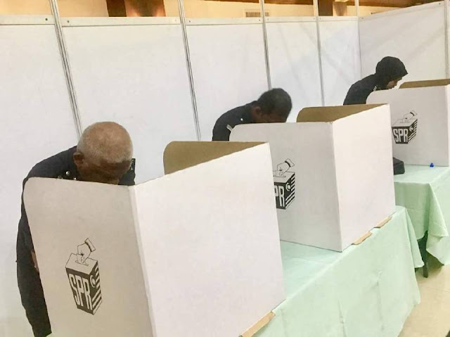 #PRU14 : 751 anggota PDRM laksana undi pos