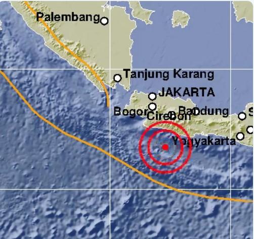 Gempa Bumi Terkini Jawa Barat