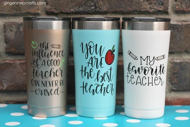 tumbler cup ideas