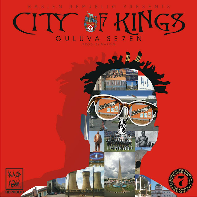Guluva Se7en just wants us to put some respeck on Bulawayo in City Of Kings