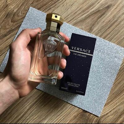 Perfume Versace The Dreamer
