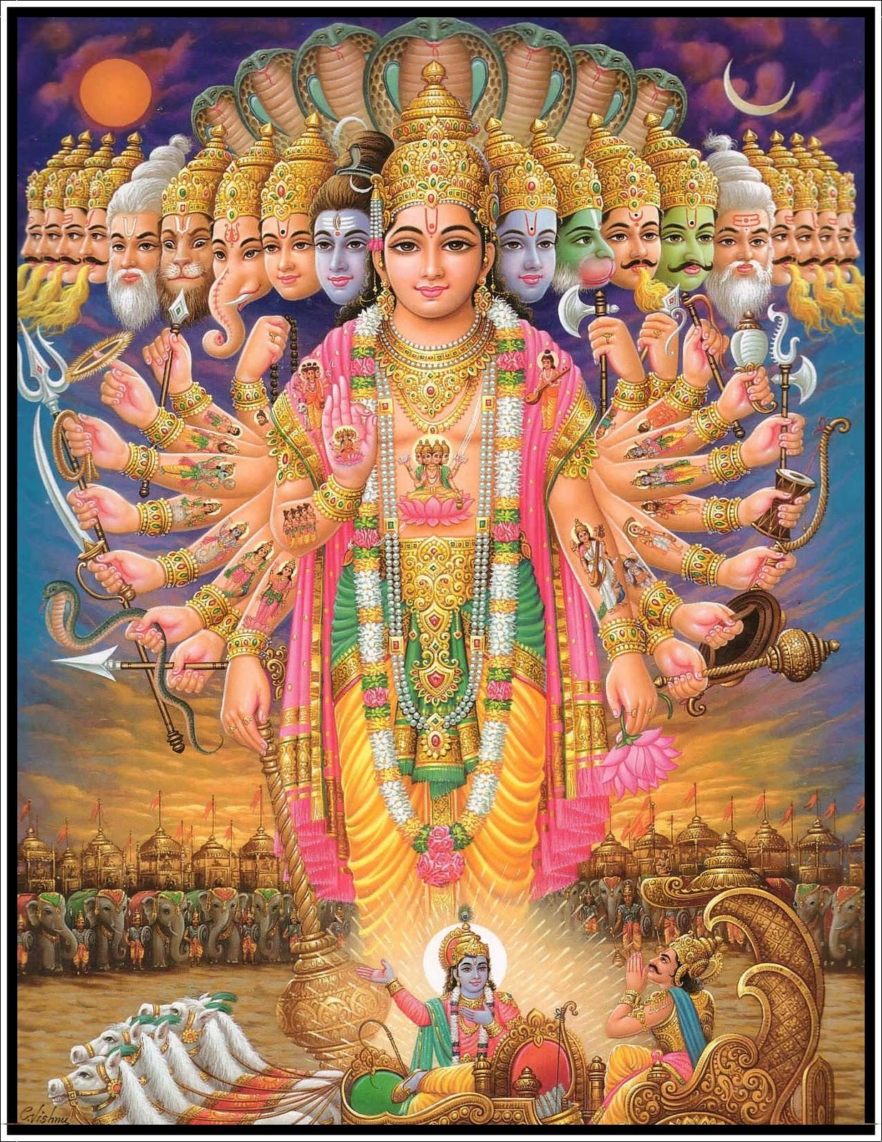 god dasavatharam